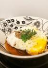 レンジ納豆卵