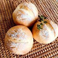 HBでふわふわ基本パン