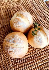 卵なしのふわふわ基本パン
