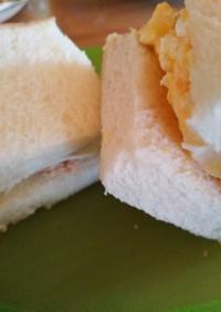 簡単サンドウィッチ☆