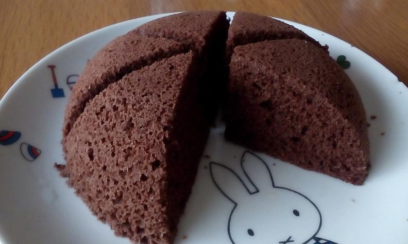 簡単おからケーキ