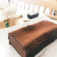 糖質制限!豆腐de生チョコケーキ