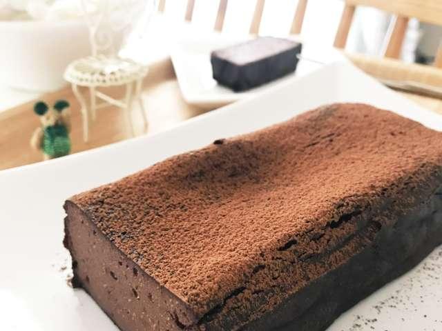 豆腐 チョコ ケーキ