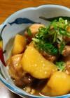 鶏もも肉とジャガイモの煮物 *☻*