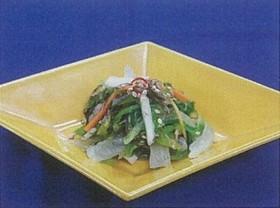 白菜の3種のうま味の香り漬け