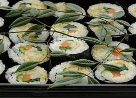 いかの巻き寿司