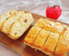米粉のりんごケーキ