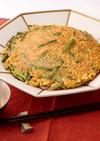 簡単おつまみチヂミ麺