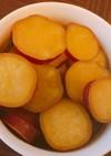 ❄︎作り置き❤️簡単さつまいもの甘煮❄︎