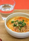 まろやかで濃厚な坦々春雨スープ