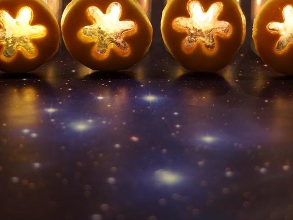 ★キラキラ輝く ステンドグラスクッキー
