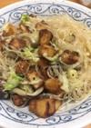 ヘルシーな高野豆腐のフェイク肉料理