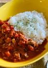 【缶詰×缶詰で簡単】サバ味噌トマトカレー
