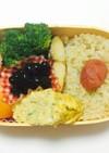 154、幻の弁当⁉︎青海苔の卵焼き弁当♡