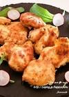 鶏むね肉のオレガノ☆ピカタ