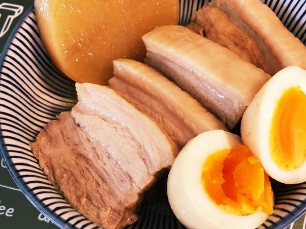 炊飯器で簡単!豚の角煮