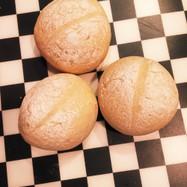 発酵なしで簡単☆豆腐のもっちり白パン