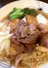 肉豆腐♪小松菜入り超簡単