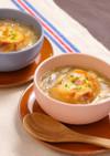 オニオンマッシュルームグラタンスープ♡