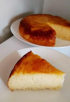 炊飯器で簡単♪HMでヨーグルトケーキ