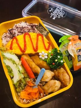 女子高校生のお弁当24