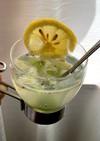 夏に◎キウイとレモンのデトックスソーダ*