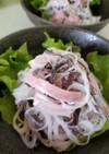 簡単混ぜるだけ春雨サラダ