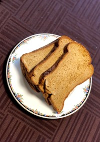 爆弾級!?サイリウムふすまパン