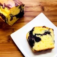 軽く糖質オフマルベリーパウンドケーキ