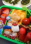 お弁当の記録(5歳・年長児)4月