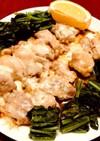 簡単美味☆鶏もも肉のチーズ焼き