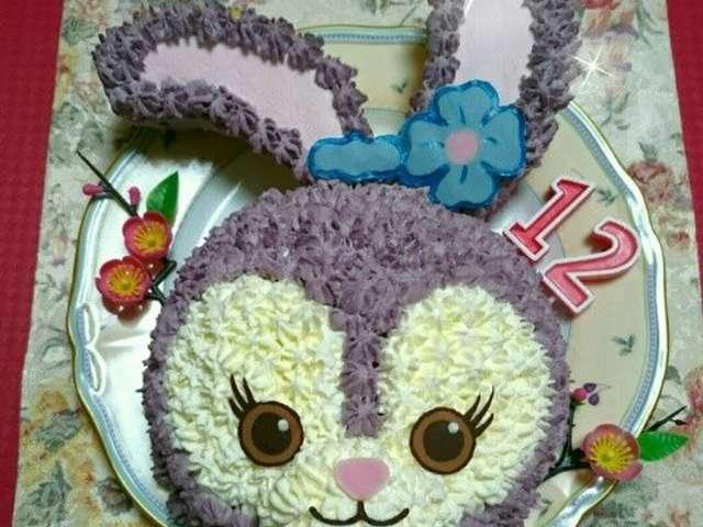 ステラルー ケーキ キャラ立体ケーキ