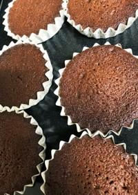 HMとチョコクリームで簡単ガトーショコラ