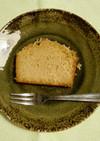 大豆粉とココナッツのパウンドケーキ