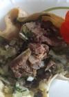 牛タンタコスの美味しさ