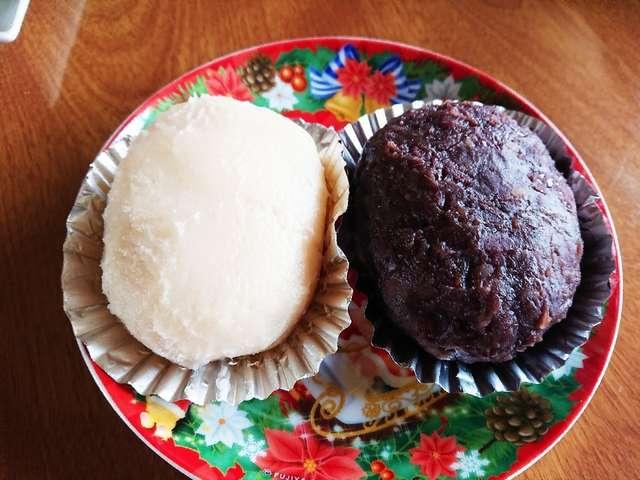 おはぎのお米の割合 炊飯器での炊き方 By うさタソ クックパッド