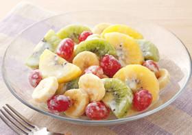 キウィフルーツサラダ