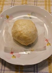 電鍋でおやつ チーズ饅頭