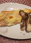 簡単★鮭のマヨネーズ焼き