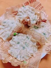♡ボリューミーで簡単なレンチン餃子♡の写真