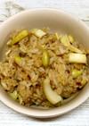 電気圧力鍋で簡単筍と枝豆の炊き込みご飯♪
