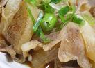 ◆大根と豚こまの炒め煮◆