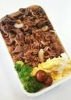 お弁当(5/24)牛丼
