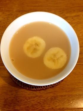 バナナ・ミルクティー