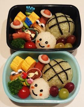 幼稚園(年長)水族館遠足のお弁当