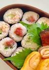素麺海苔巻き(お弁当に♡)