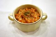 玄米 ツナトマトリゾットの写真