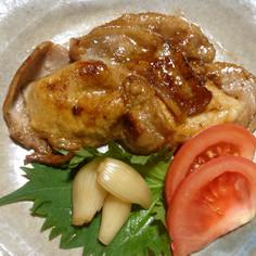 よそいき仕立て☆豚ロース肉の生姜焼き