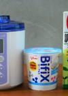 調整豆乳カロリー45%OFFでヨーグルト