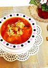 包丁いらず!簡単ダイエット♡トマトスープ